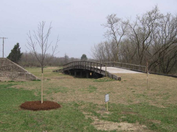 Mary McCann Prairie Bridge
