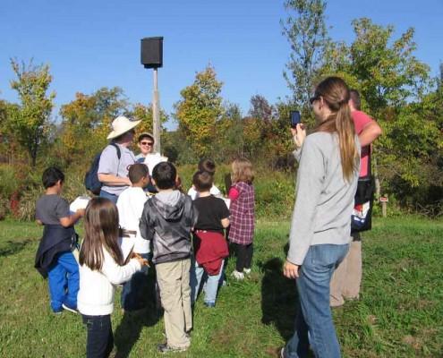 Mary McCann Wildlife Habitat MaP Field Trip